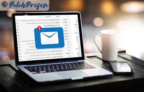 Cara Mengirim Email Komputer atau Laptop