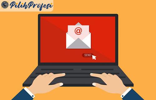 Cara Mengirim Email lewat Laptop Komputer