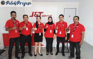 15 Gaji Karyawan J&T Express 2021 : Semua Posisi & Keunggulan
