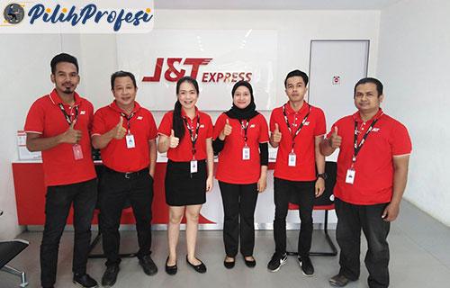 Gaji Karyawan JT Express Semua Posisi Jabatan Keunggulan JT