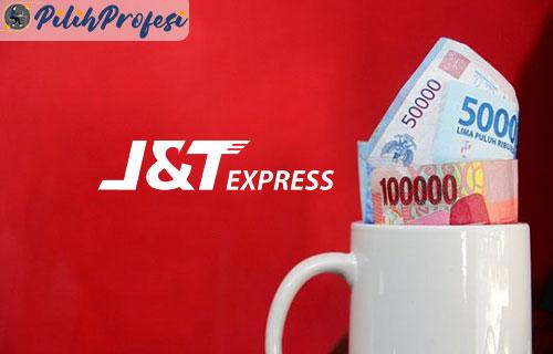Gaji Karyawan JT Express