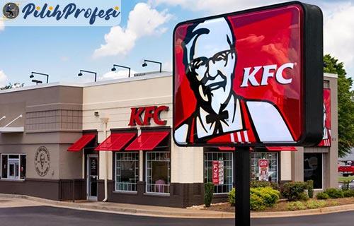 Gaji Karyawan KFC dari Semua Posisi Terlengkap Beserta Syarat Umum Jadi Karyawan KFC