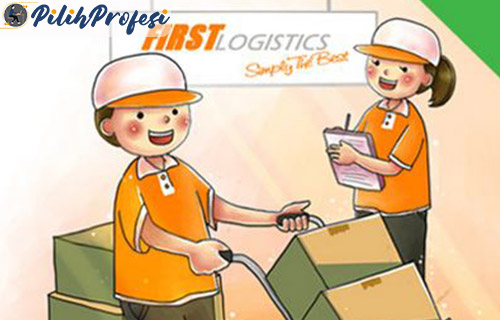 Gaji Kurir First Logistics Beserta Syarat Cara Daftar Terbaru
