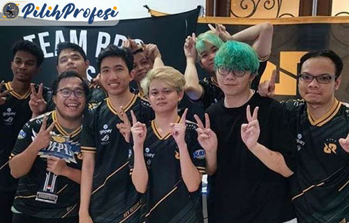 Gaji Pro Player Mobile Legends di Indonesia