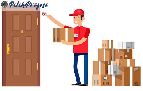 Syarat Daftar Jadi Kurir Pandu Logistik
