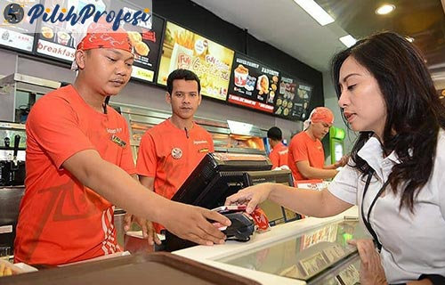 Syarat Umum Daftar Jadi Karyawan KFC