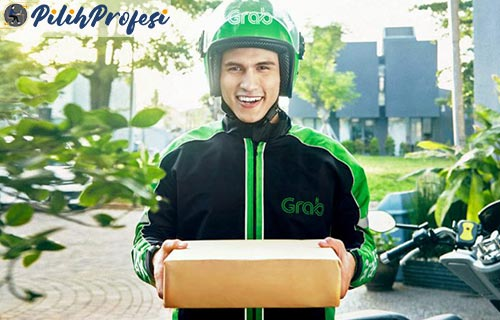 Gaji Kurir GrabExpress.