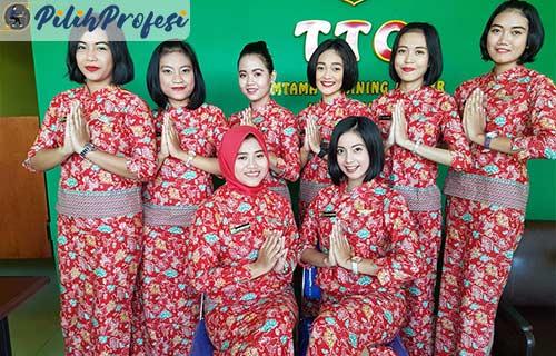 Rekomendasi Sekolah Pramugari di Indonesia
