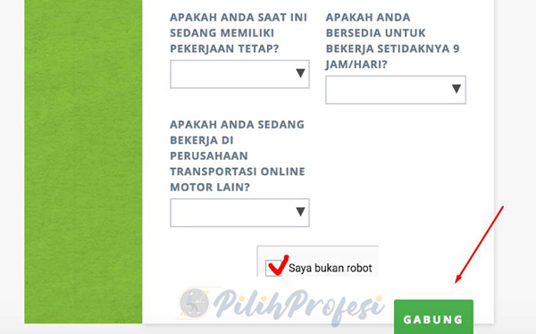 Verifikasi Captcha