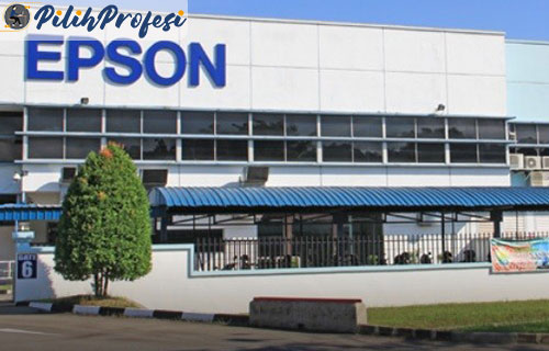 Sekilas Tentang PT Epson
