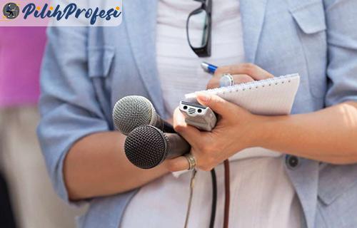 Syarat Menjadi Jurnalis