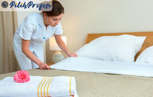 Tugas Tanggung Jawab Housekeeping