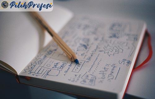 2. Belajar Membuat Ide Awal