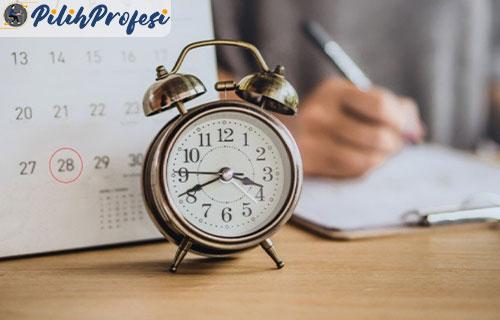 8. Atur Waktu Menulis