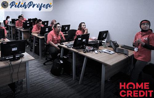Gaji Desk Agent Home Credit Tugas Tunjangan Syarat