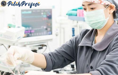 Tugas Tanggung Jawab Perawat Anestesi