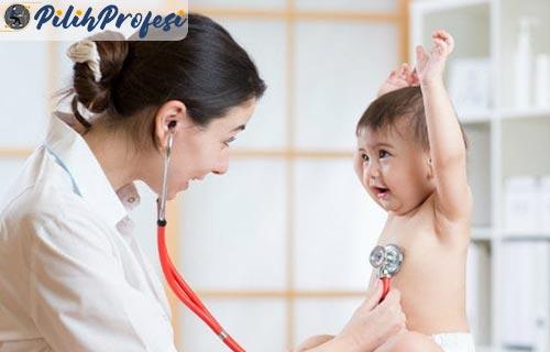 Apa Itu Dokter Anak