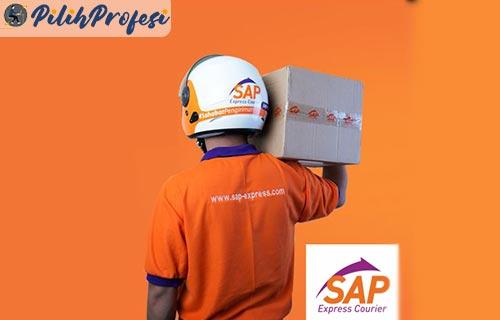 Kualifikasi Jadi Kurir SAP Express