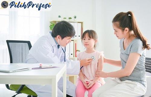 Peran Tugas Tanggung Jawab Dokter Anak