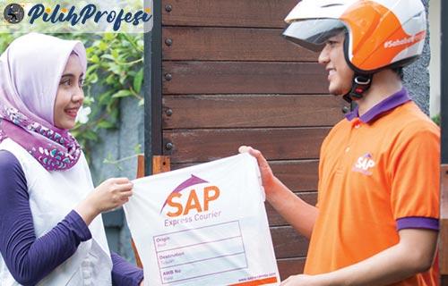 Sistem Gaji Kurir SAP Express