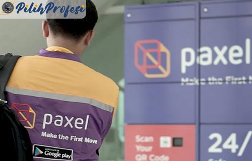 Sistem Kerja Kurir Paxel