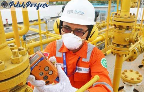 Gaji Karyawan Perusahaan Gas Negara