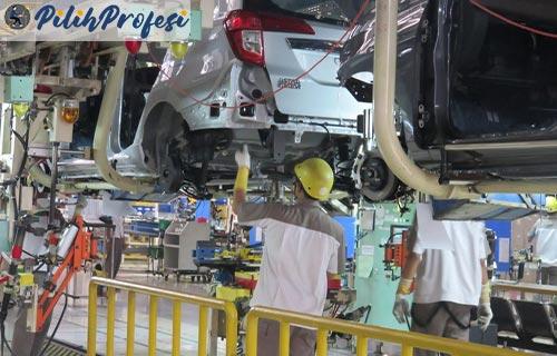 Gaji PT Astra Daihatsu Motor Semua Posisi Karyawan