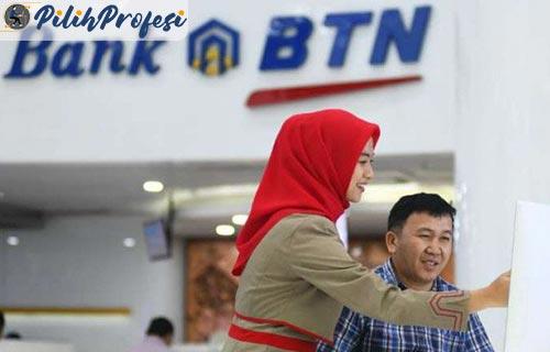 Gaji Pegawai Bank BTN Semua Jabatan Tunjangan Syarat