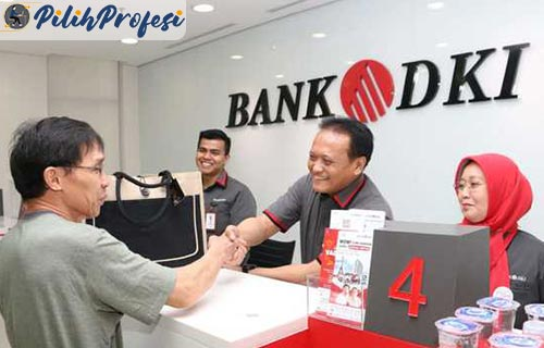 Gaji Pegawai Bank DKI Semua Posisi Tunjangan Syarat