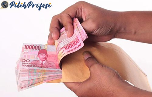 Gaji Pegawai Bank DKI