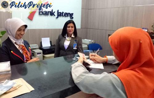 Gaji Pegawai Bank Jateng Semua Posisi Tunjangan Syarat