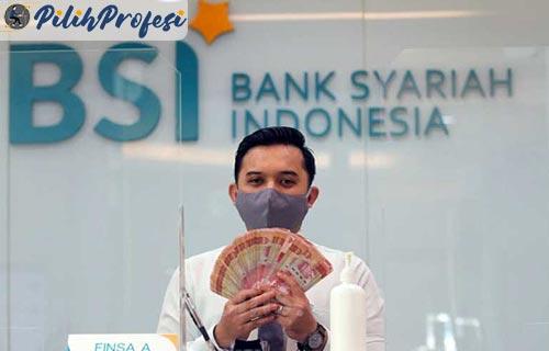 Gaji Pegawai Bank Syariah Indonesia Tunjangan Syarat