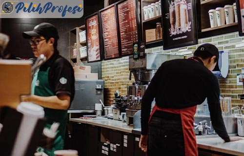 Keuntungan Menjadi Barista Starbucks