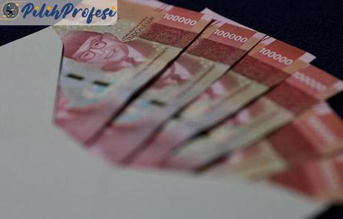 Tunjangan Pegawai Bank Jateng