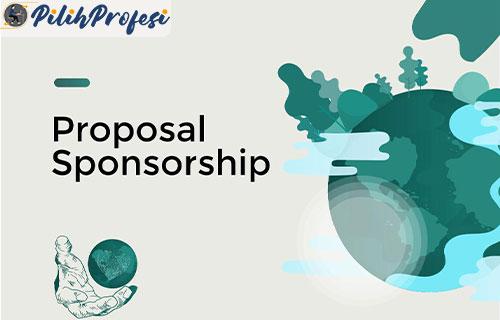 1. Proposal Sponsorship