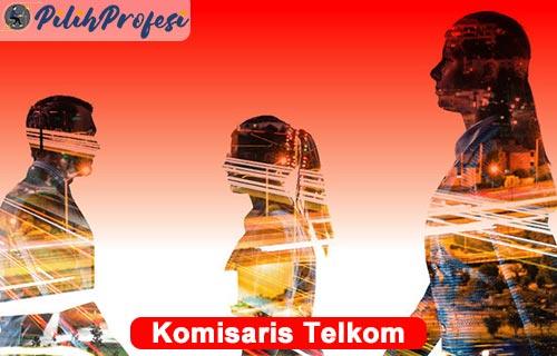Gaji Komisaris Telkom