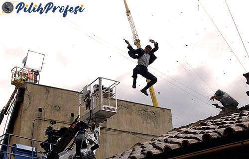 Gaji Stuntman