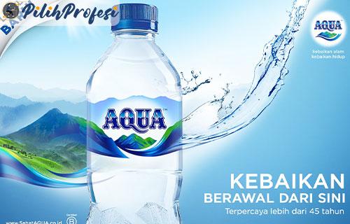 Syarat Mengajukan Sponsor AQUA