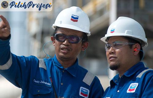 Cara Melamar Kerja di PT Chevron
