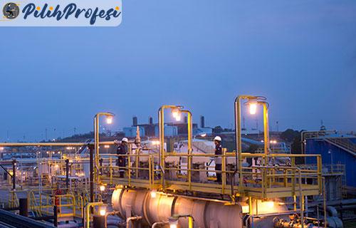 Gaji Karyawan Chevron Oil Products Indonesia