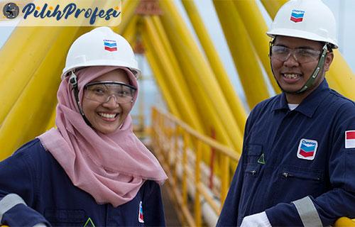 Gaji Karyawan PT Chevron