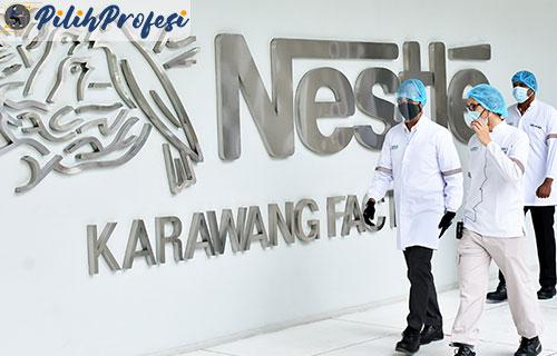 Gaji Pegawai PT Nestle Indonesia