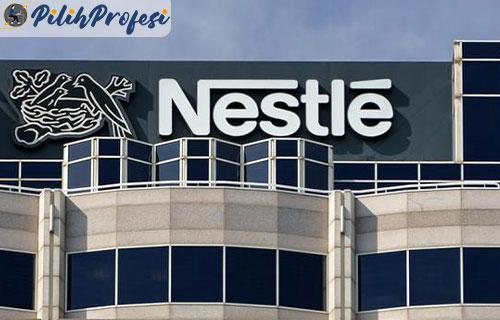 Informasi Lowongan Kerja PT Nestle