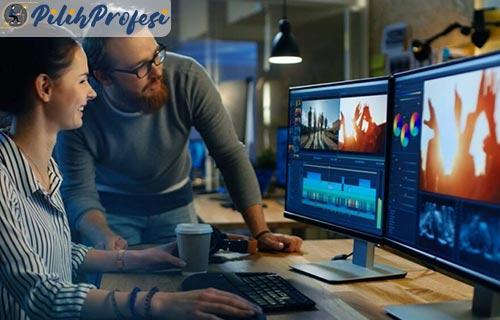 Sistem Gaji Editor Video