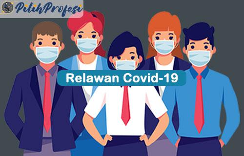 Syarat Daftar Jadi Relawan Covid 19