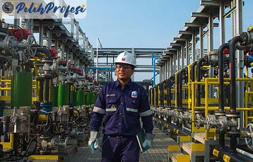Tunjangan Karyawan PT Chevron