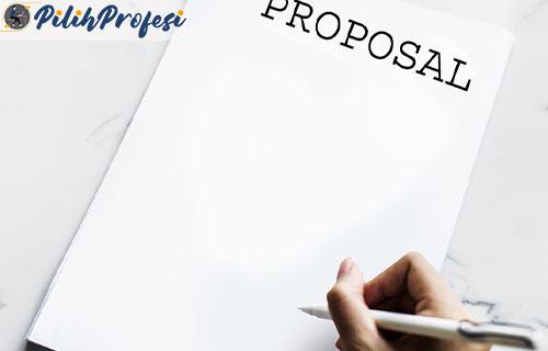 3. Buat Proposal Paling Menarik