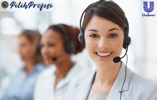 Call Center Unilever
