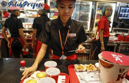 Cara Melamar Kerja di KFC