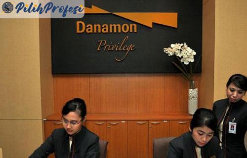 Kemampuan yang Harus Dimiliki Pegawai Bank Danamon